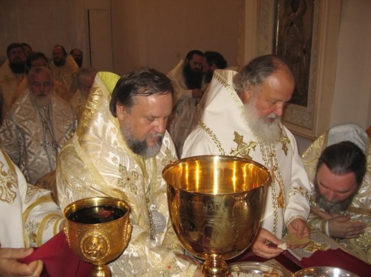 Общение с Предстоятелями Поместных Православных Церквей