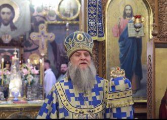 Проповедь митрополита Ионафана (Елецких) в Киевском Свято-Введенском монастыре