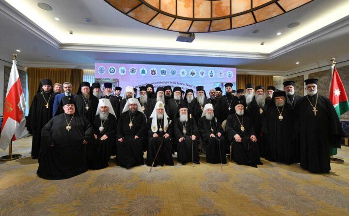 Опубликовано коммюнике по итогам встречи Предстоятелей и делегаций Поместных Православных Церквей в Аммане