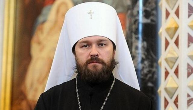Константинополь притязует на непогрешимость, – митрополит Иларион