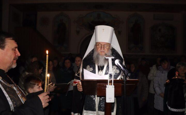 Кондак канона прп. Андрея Критского