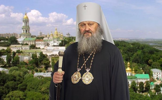 Митрополит Павел рассказал о ситуации с COVID-19 в Киево-Печерской лавре