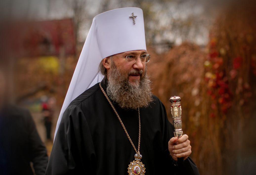 Митрополит Антоній звернувся до влади у зв'язку з нічним штурмом храму УПЦ