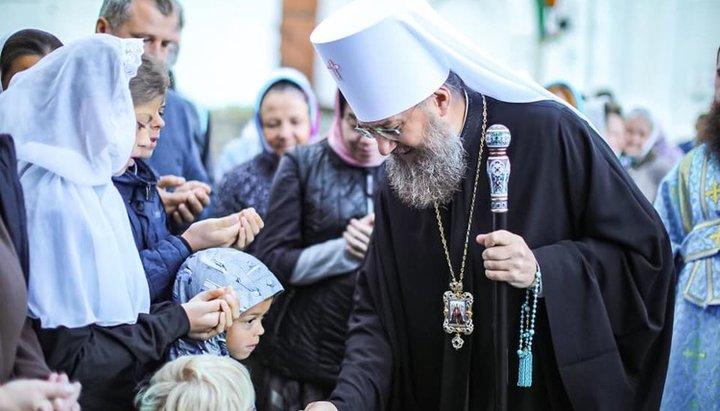Керуючий справами УПЦ: Просимо, щоб політики прислухалися до голосу Церкви