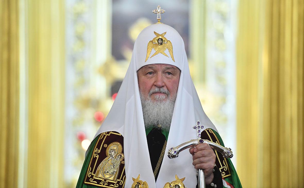 Святейший Патриарх Кирилл поздравил митрополита Тульчинского и Брацлавского с днем ангела