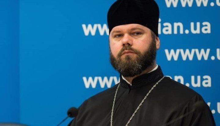 Юрвідділ повідомив про неправомірний збір інформації про громади УПЦ