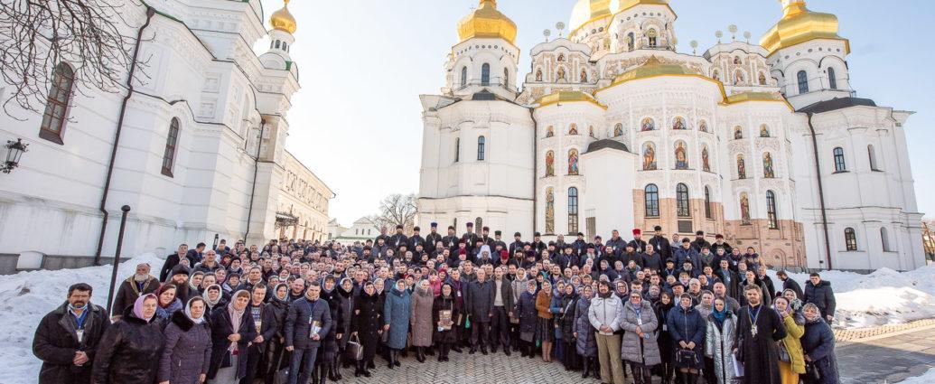 У Києво-Печерській Лаврі відбувся з'їзд представників захоплених храмів Української Православної Церкви