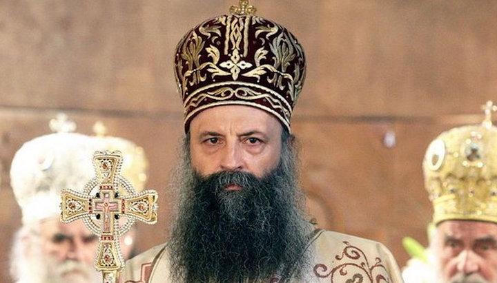 Стало відомо ім'я нового Патріарха Сербської Православної Церкви