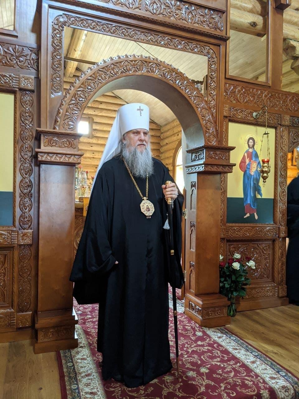 Митрополит Ионафан о совершении Божественной Литургии