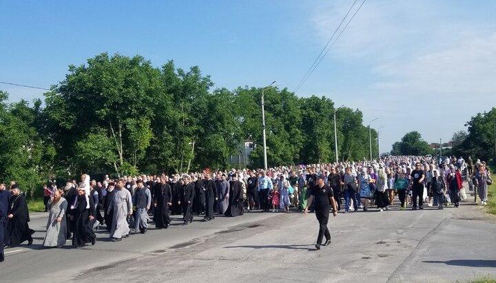 Хочу, чтобы наши крестные ходы увидел патриарх Варфоломей, – иерарх УПЦ
