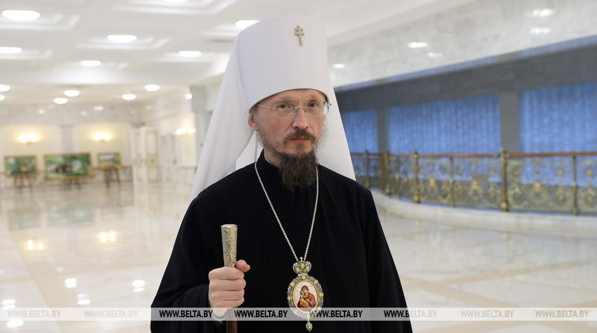Называть вакцину печатью антихриста недопустимо, – глава Белорусской Церкви