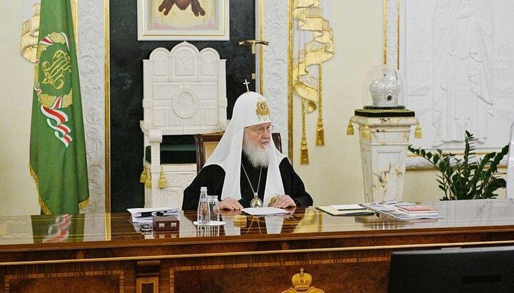 В РПЦ заявили, что у Варфоломея нет права называть себя лидером Православия